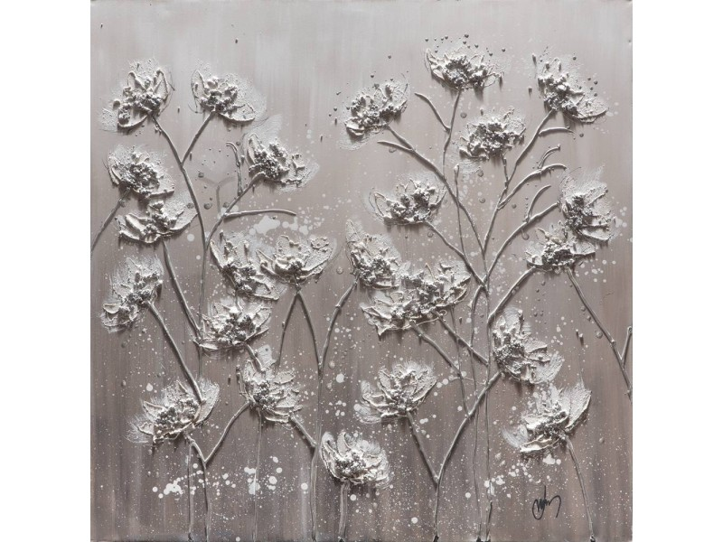 "Bubola e Naibo 100х100 ""Белые цветы"""