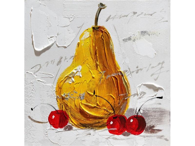 """Bubola e Naibo 30x30 """"Груша и вишни"""""""