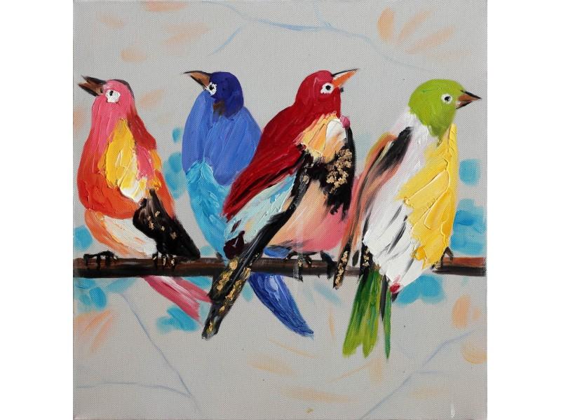 """Bubola e Naibo 30x30 """"Птички 2"""""""