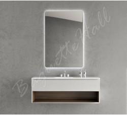 Зеркало Simple с LED-подсветкой