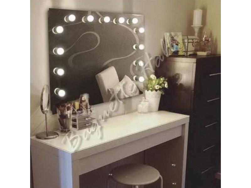 Гримёрное зеркало с подсветкой