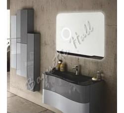 Зеркало для ванной комнаты с LED-подсветкой и сенсорным выключателем 800мм х 600мм
