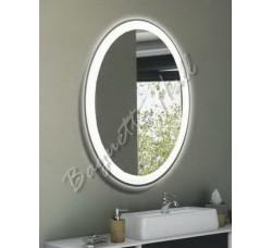Зеркало с LED-подсветкой и сенсорным выключателем 570мм х 770мм
