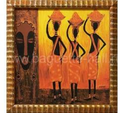 """Арт-постер """"Африканки II"""""""