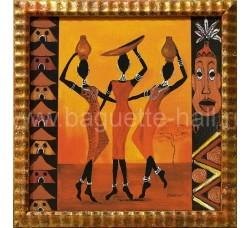 """Арт-постер """"Африканки IV"""""""