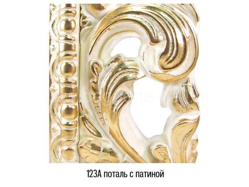 Зеркало прямоугольное сложной формы