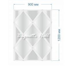 Зеркальное панно BH-5003 90x120