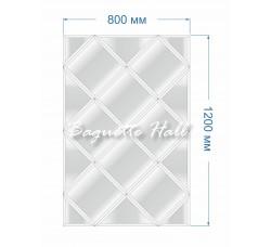 Зеркальное панно BH-5004 80x120