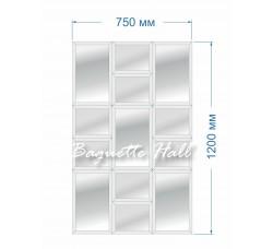 Зеркальное панно BH-5005 75x120
