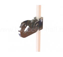 Музейный крючок с замком, для подвески картин до 40 кг, для стержня 4х4 мм