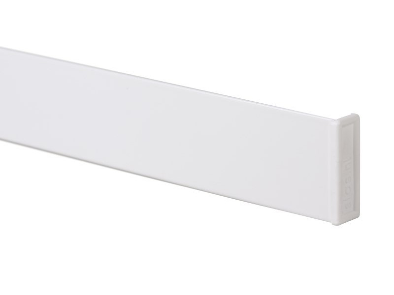 """Скрытый токопроводящий рельс """"Multirail Max"""" Белый 200 см, 45 кг/м"""