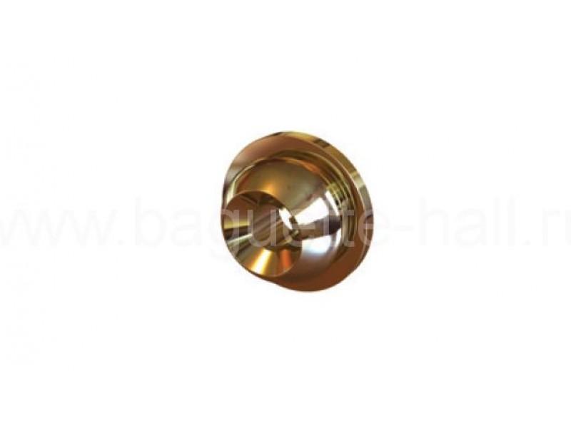 """Комплект со скрытым рельсом """"ClipRail Max"""" серебряный 150 см 25кг/м"""