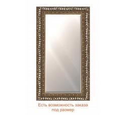 Зеркало прямоугольное интерьерное с фацетом