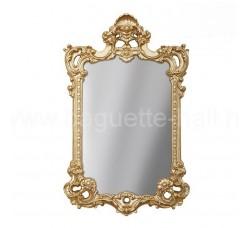 Зеркало прямоугольное (рама сложной формы)