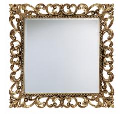 Зеркало в ажурной раме с фацетом